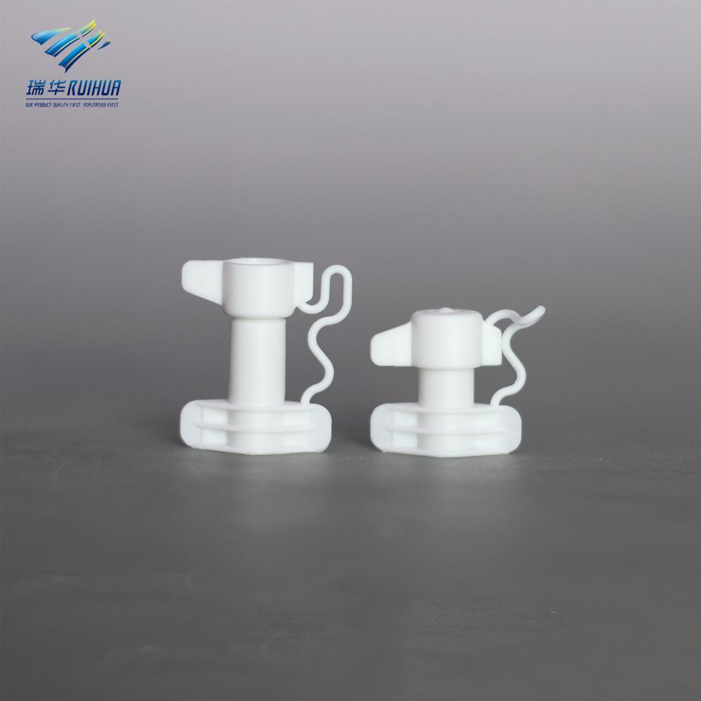 6mm facial cleanser flexible bag mini plastic doypack spout