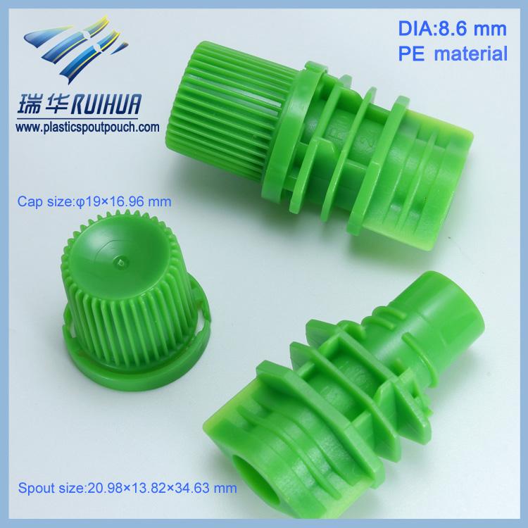 Shantou plastic spout liquid packaging