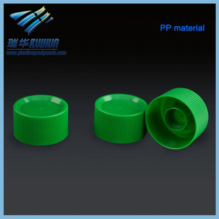 Shantou packaging plastic locking bottle cap